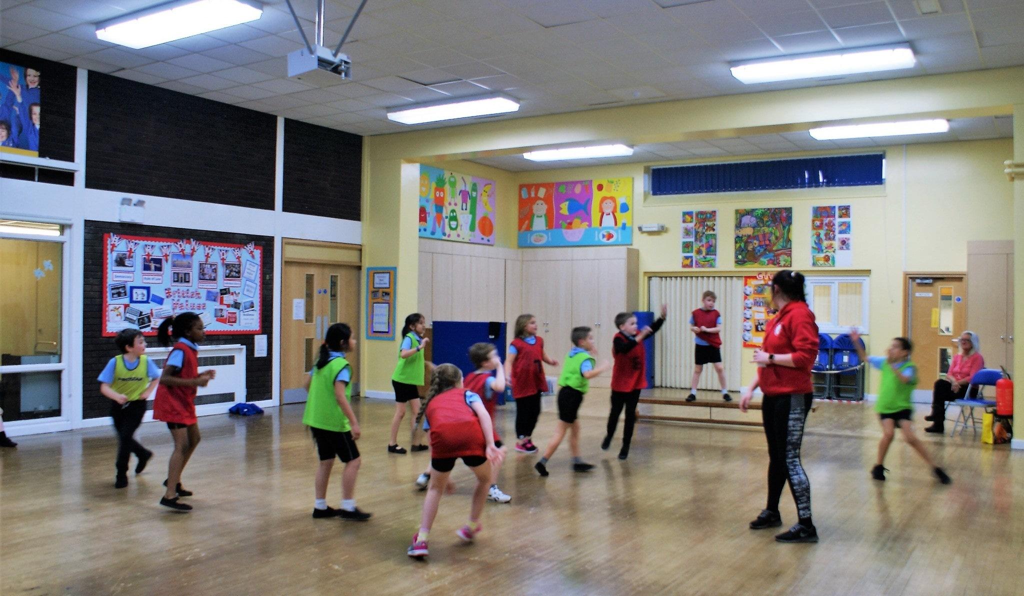 Barton Moss Handball