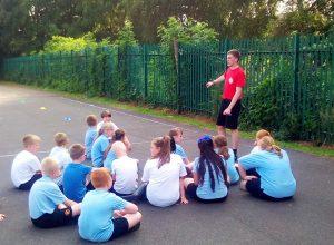 Kickstart School PE